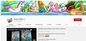 Swam et Néo Youtube